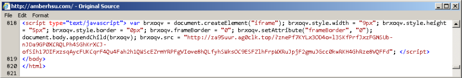 compromised-site