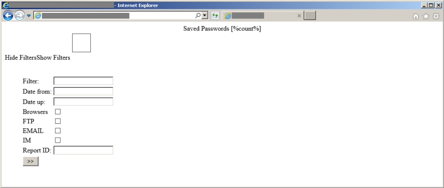 passwords edited