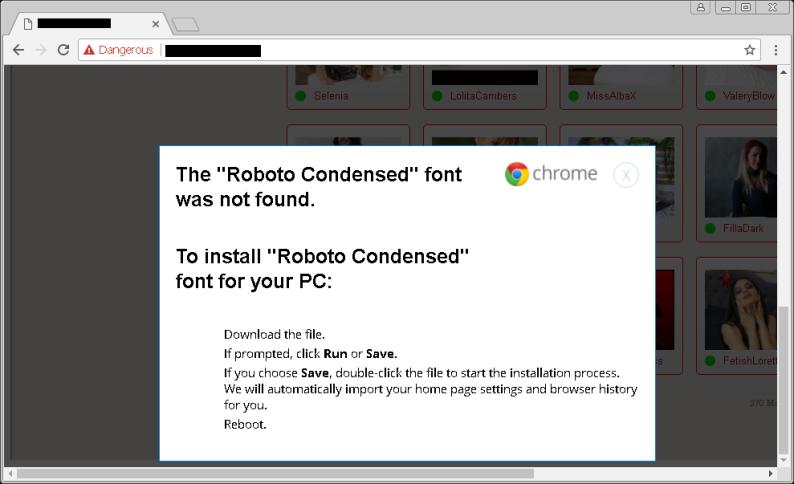 Chrome fiel download edited
