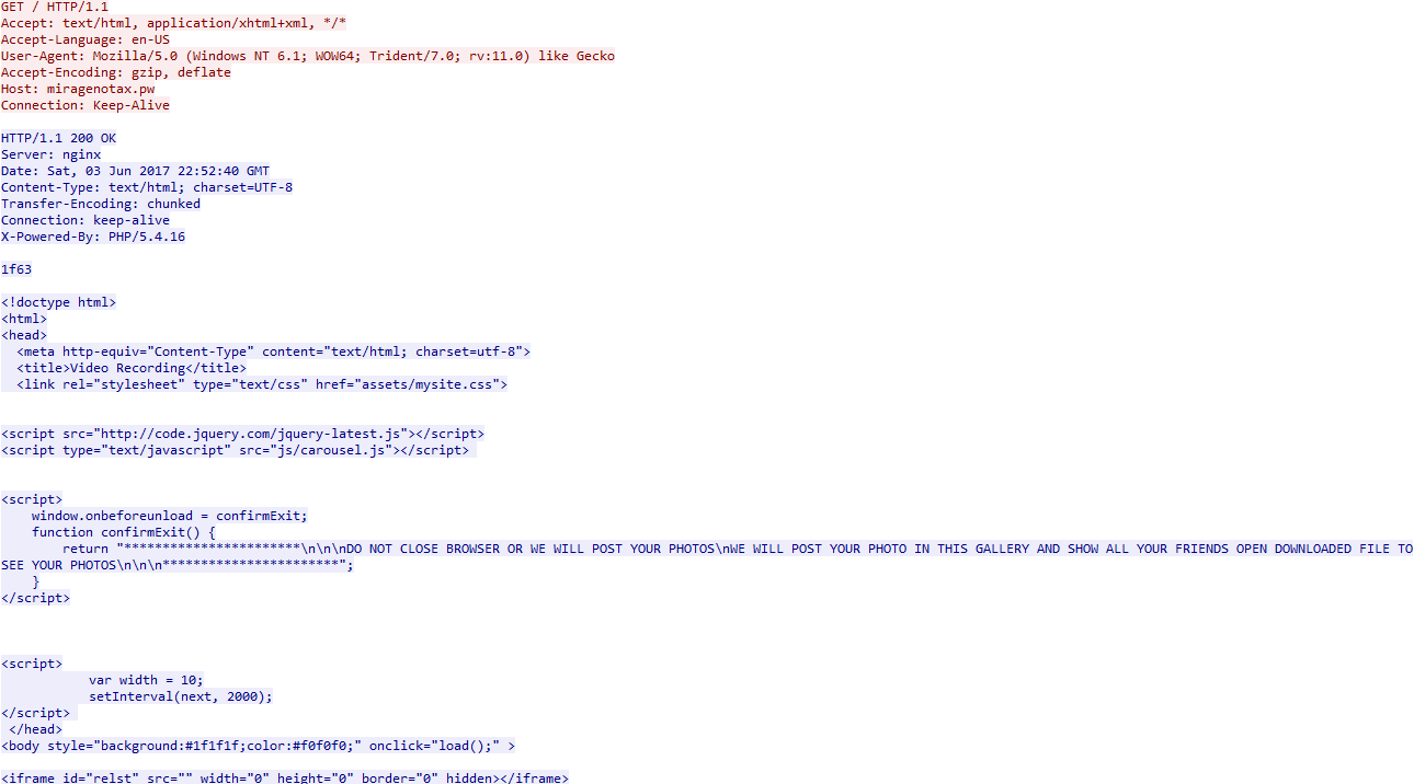 """RoughTed Malvertising Operation Leads to """"RELST"""" Domains and"""