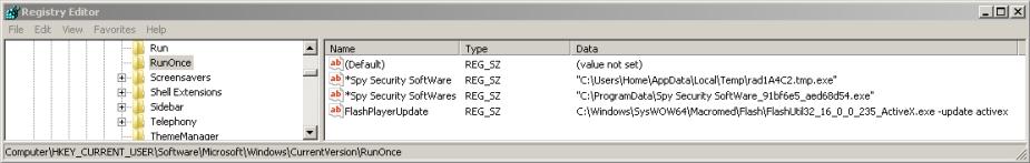 runonce-registry