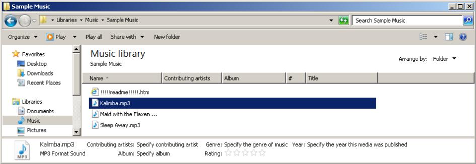 sample-music