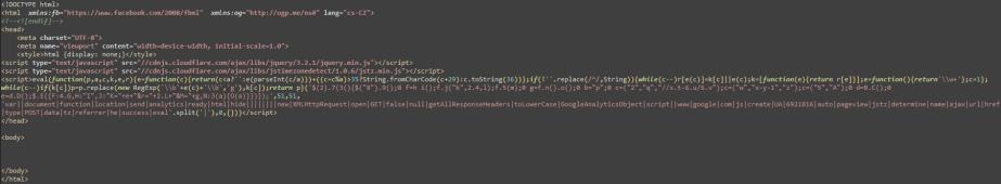MalwareBreakdown.com - Script from Seamless Campaign