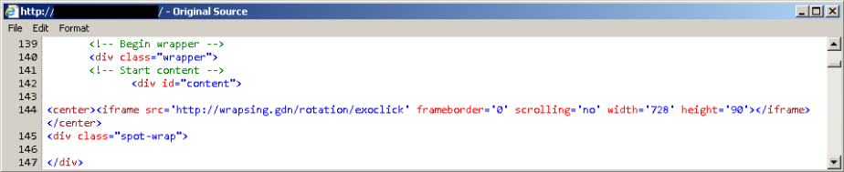 dummy-site-contains-iframe