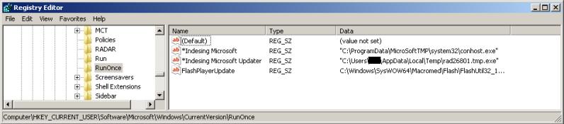 registry-run-once