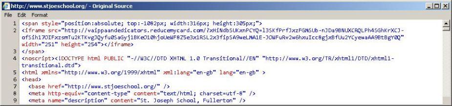 pseudodarkleech-script-compromised-site
